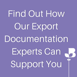 Find Out HowOur ExportDocumentaionExperts CanSupport You