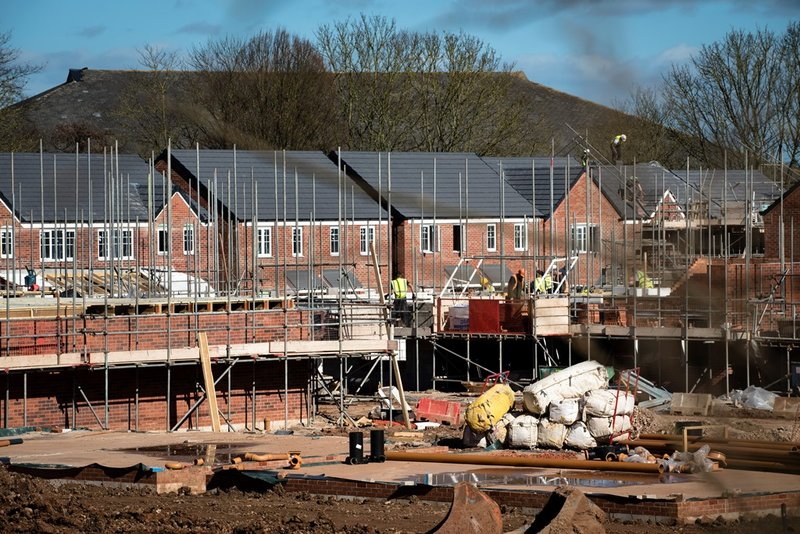 whg Named one of Country's Top House Builders - Black