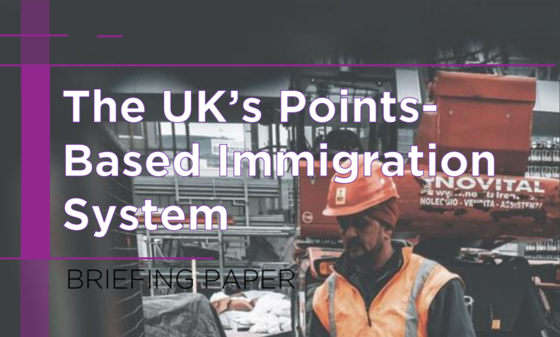 Image result for new immigration system uk